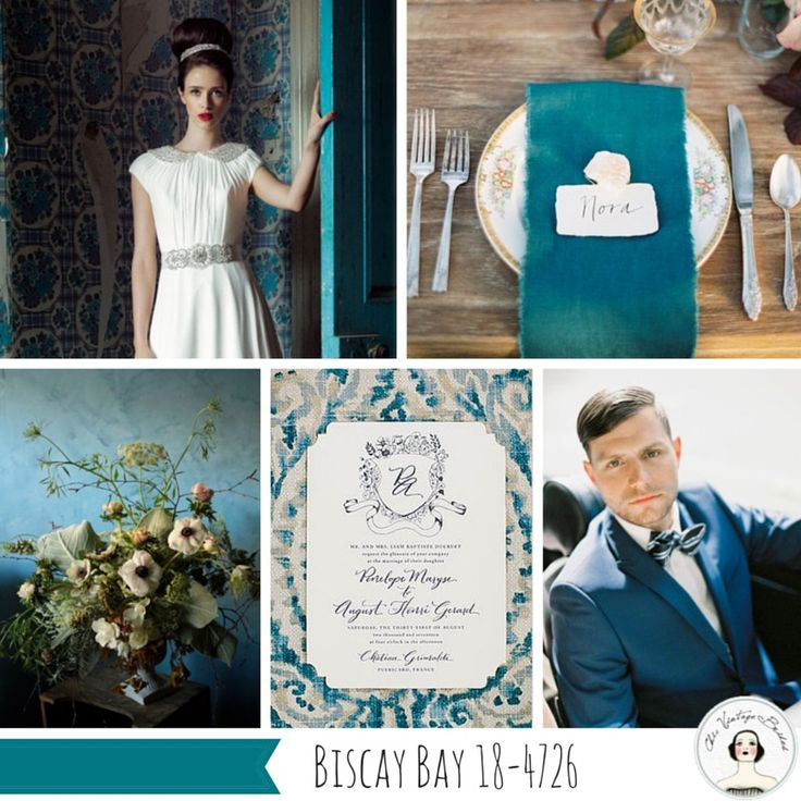 162 best teal weddings images on pinterest teal blue weddings top 10 wedding colours for autumn 2015 from pantone junglespirit Gallery