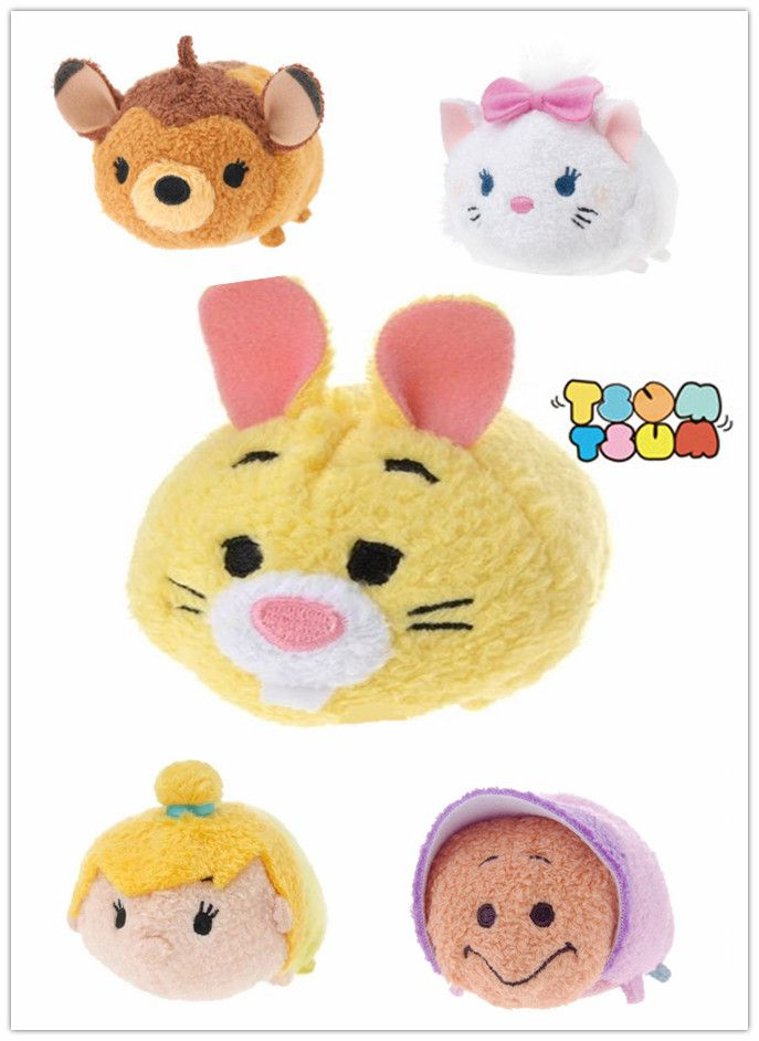 TSUM TSUM Donald Duck, Daisy, Mickey & Minnie Dumbo small pendant screen wipe, wipe the phone, birthday gifts, Christmas gifts #>=#>=#>=#>=#> Click on the pin to check out discount price, color, size, shipping, etc. Save and like it!