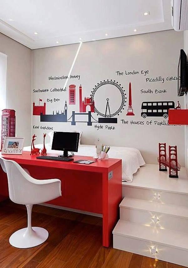 muebles juveniles ideas para decorar la habitacin