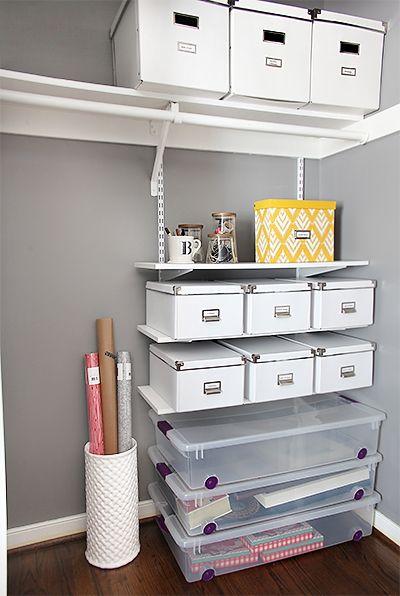 17 Best Ideas About Craft Room Closet On Pinterest Craft