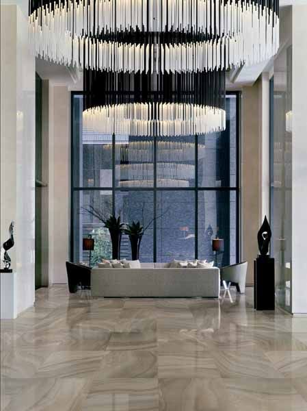 Allow the fashion sense of #RobertoCavalli touch your #tiling sense