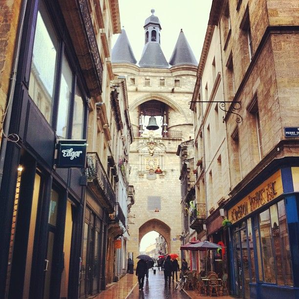 Rue Saint James, Bordeaux