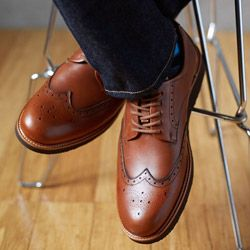 Comfortable men's dress shoes, the Go to Work Collection | Samuel Hubbard