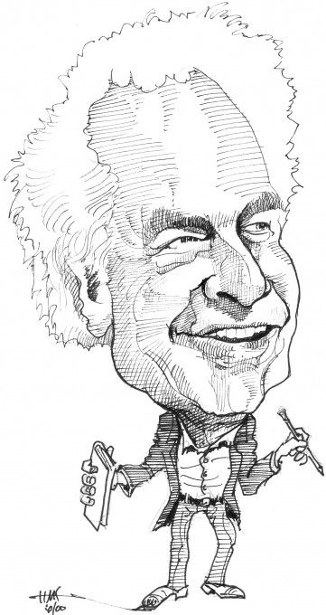 """May 1, 1923 – December 12, 1999: Joseph Heller: """"The truth is whatever people will believe is the truth. Don't you know history?"""""""