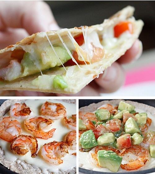 sandwich vegetable quesadillas with fresh salsa avocado quesadillas ...