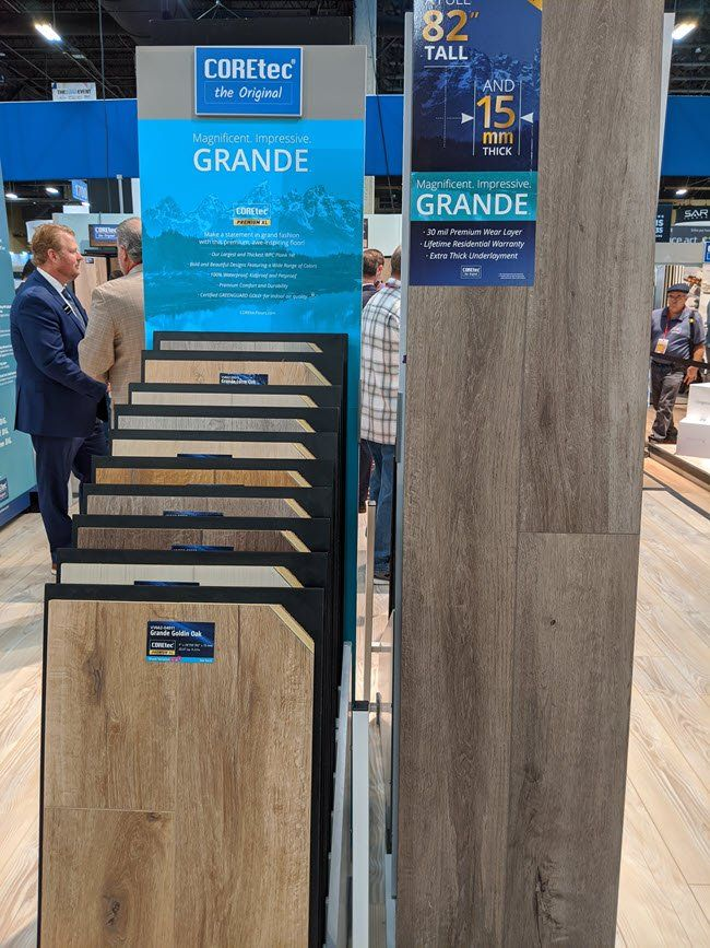 The 7 Newest Flooring Trends From Surfaces 2020 In 2020 Luxury