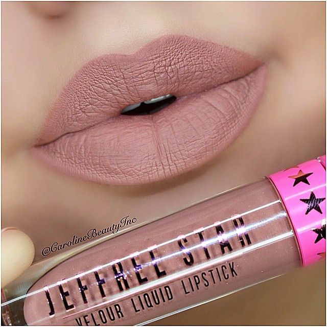 Jeffree Star cosmetics☻(CelebritySkin) Velour Liquid Lipstick I would so use this