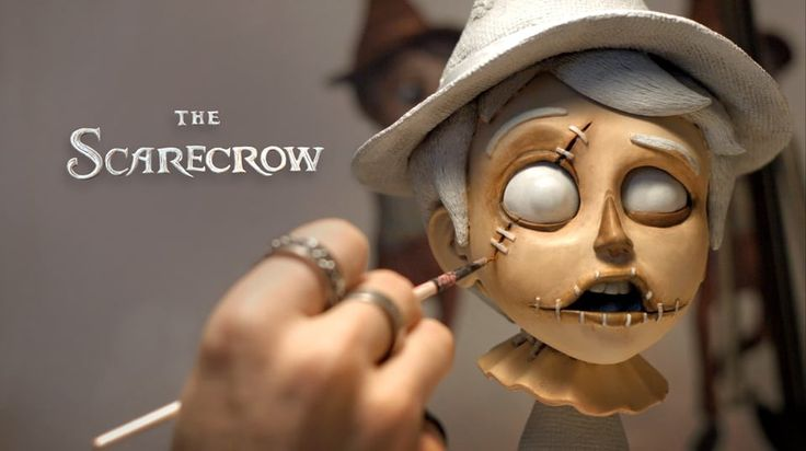 The Scarecrow - Jim McKenzie on Vimeo