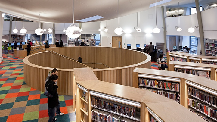 CZWG :: Canada Water Library