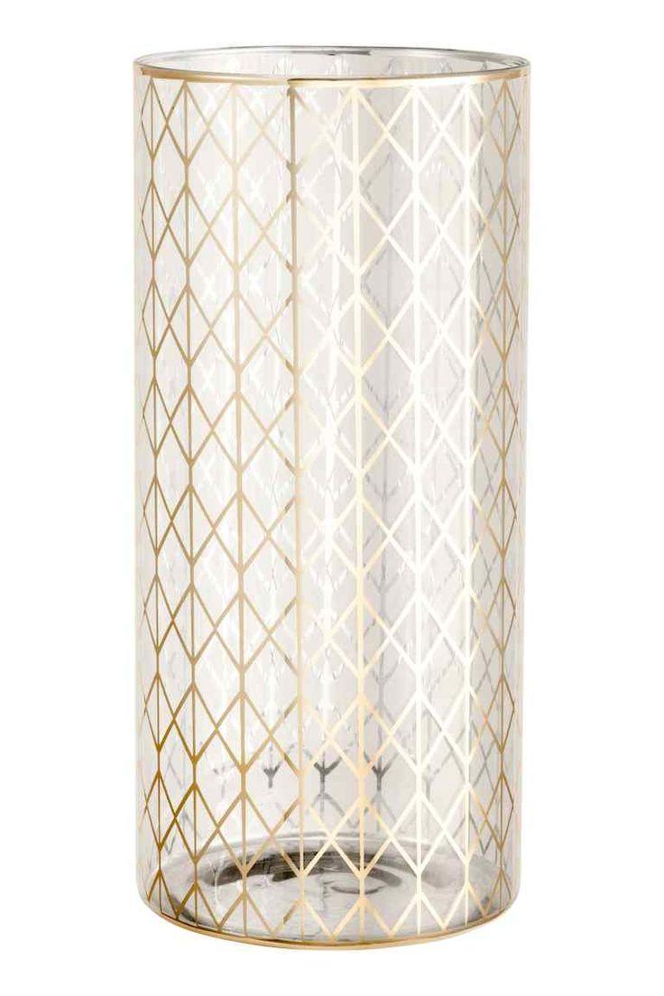 Grand vase en verre | H&M