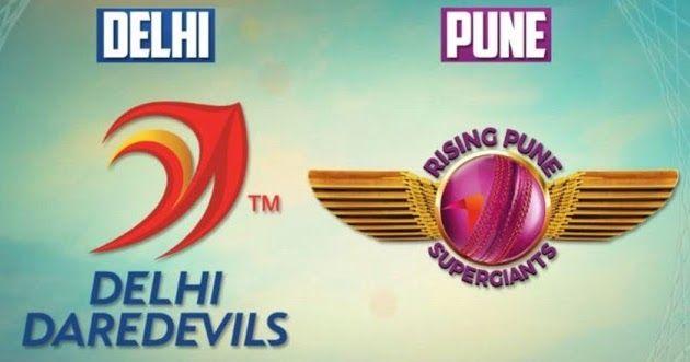 DD vs RPS Today Match Prediction Delhi Daredevils vs Rising Pune Supergiant IPL 52nd Match