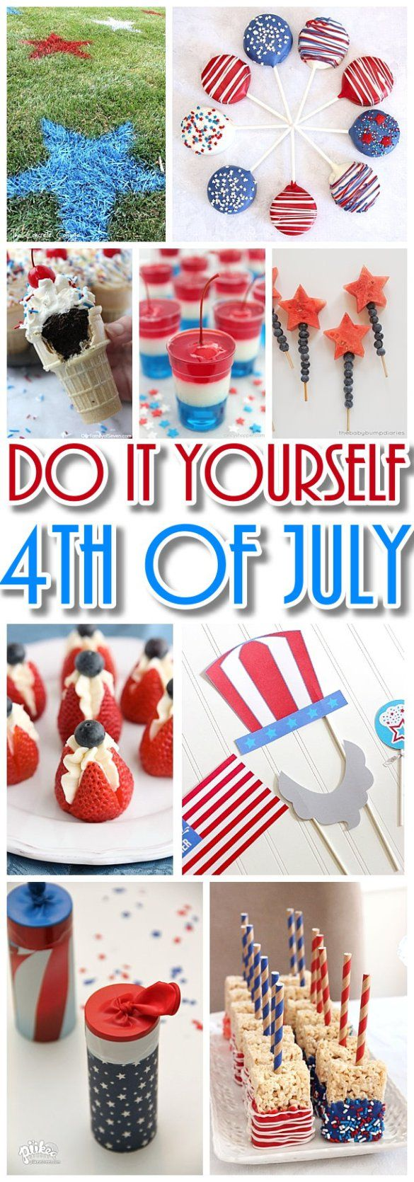 The 25 best 4th of july games ideas on pinterest 4th of july do it yourself 4th of july red white and blue party the best recipes solutioingenieria Gallery