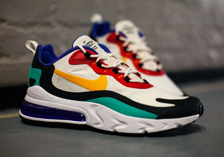 embrague temporal pulmón  Nike Air Max 270 React AO4971-002 AT6174-002 Release Date - #Air #AO4971002  #AT6174002 #Date... | Sneakers nike air max, Mens nike shoes, Nike air max