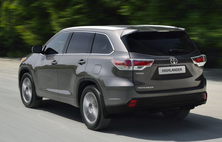 2016 Toyota Highlander - My replacement for dead Land Rover with 21k miles.  Can honestly say I had the FULL Land Rover experience.