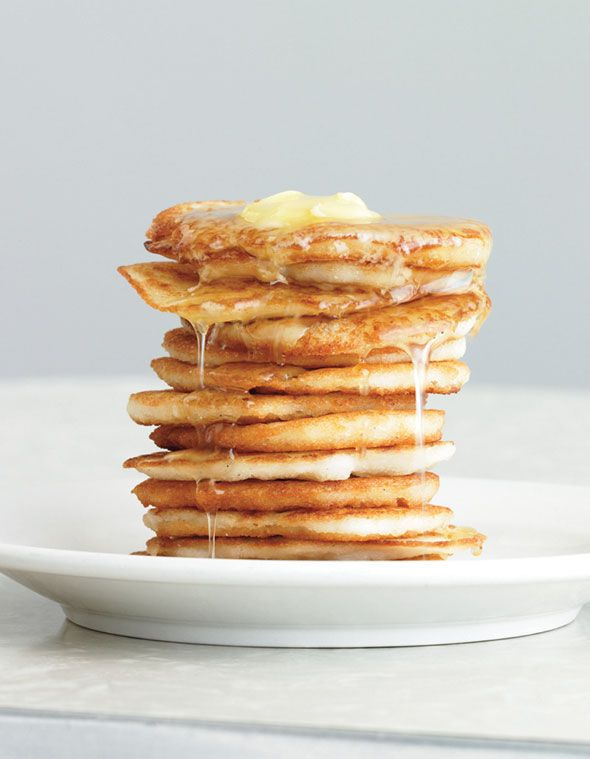 Johnnycakes Recipe (Make no mistake, johnnycakes are not pancakes. They're lighter and lacier and lovelier than pancakes albeit in a gluten-free, coarsely ground cornmeal sorta way.
