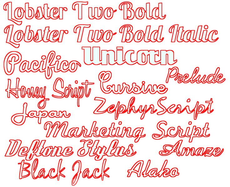 """The BEST Free Cursive Fonts for Diecutters  ~~  great to """"Weld"""" on your cutting machine {no need to nudge, etc.}"""