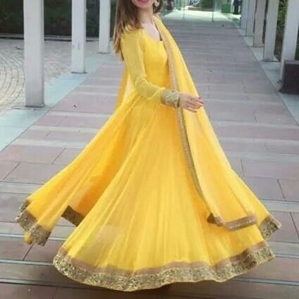 Wow yellow...my fev colour..