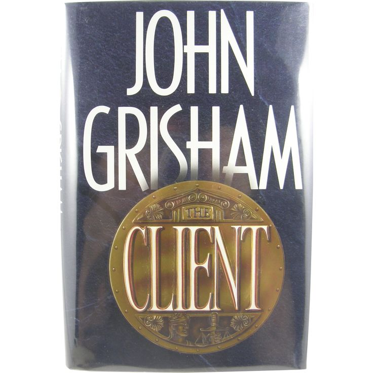 the setting and plot analysis of john grishams the client His client, barry muldanno, was not sorry, but he was worried barry the blade, or simply the blade as he liked to be called, wore shiny suits and a lot of gold barry enjoyed a fast life, and liked people to be afraid of him.