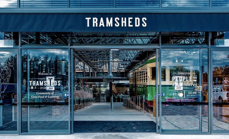 TRAMSHEDS ARTISAN LANE SUNDAY MARKETS  A new European-inspired Sunday food market.