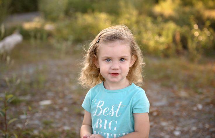 Child Portrait, Duncan BC, Vancouver Island, Canada