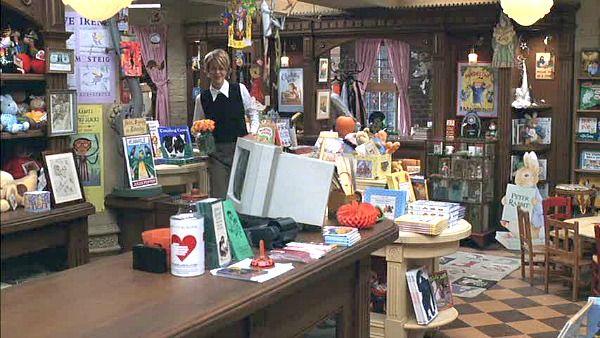 Meg ryan's Shop Around the Corner / Tienda Tienes un email