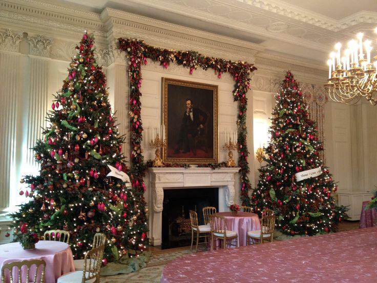 White House Christmas Decorations White House Ideas 400x300 2012 Christmas Decorations At