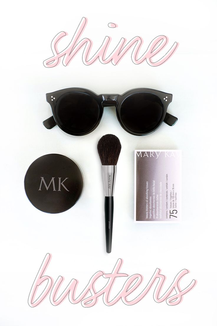You want your personality to shine. You want your spirit to shine. Your face? Not so much. If you find yourself shining at an inopportune time, bust out this dynamic duo! Our Beauty Blotters® Oil-Absorbing Tissues instantly absorb excess oil without disturbing makeup leaving a soft, matte finish. | Mary Kay