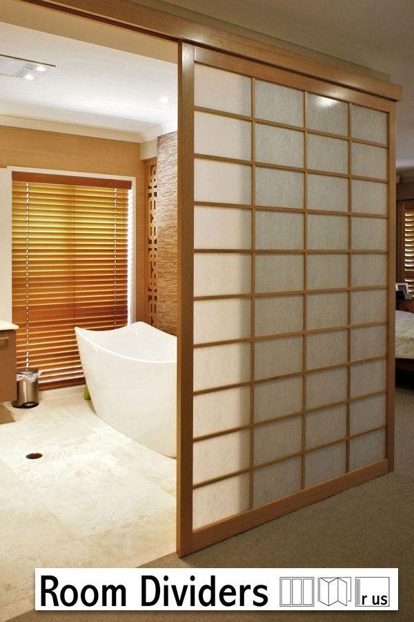 Shoji Sliding Doors With Images Shoji Room Divider Shoji