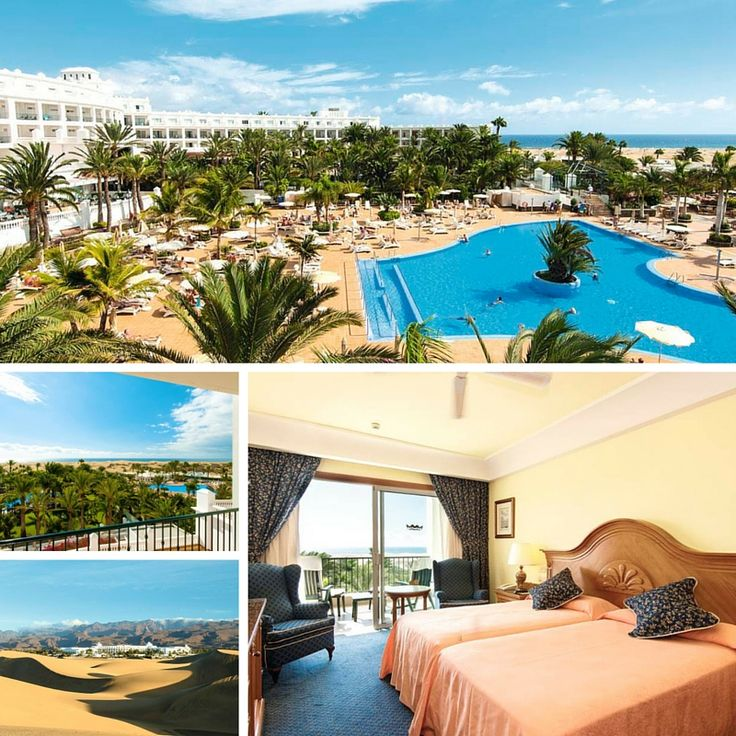 Great Deal – Gran Canaria – 5* Half Board  Riu Palace Maspalomas, Playa Del Ingles, 7 nights Birmingham Thursday 17th December  Was £662pp now £474pp