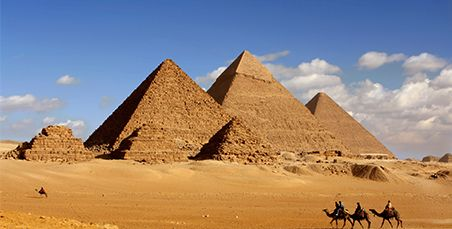 Number 2 ~ Visit the Pyramids of Giza