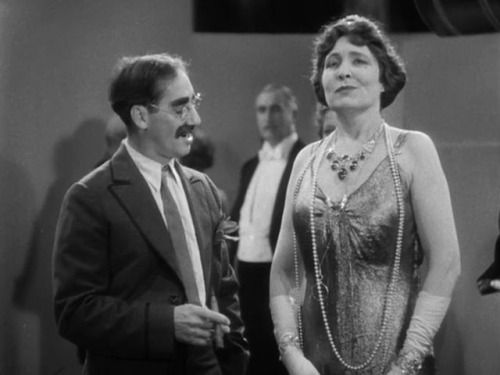 don56:  Groucho Marx and Margaret Dumont in Duck Soup My blog posts