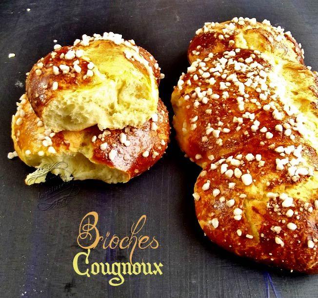 Les Cougnoux ou brioches petit Jésus : Il était une fois la pâtisserie