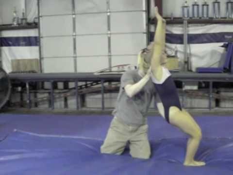 Back Handspring Drills