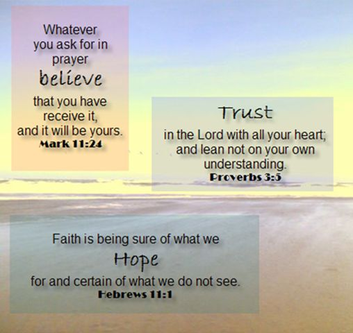 Bible Verses About Strength | believe trust and hope II ...