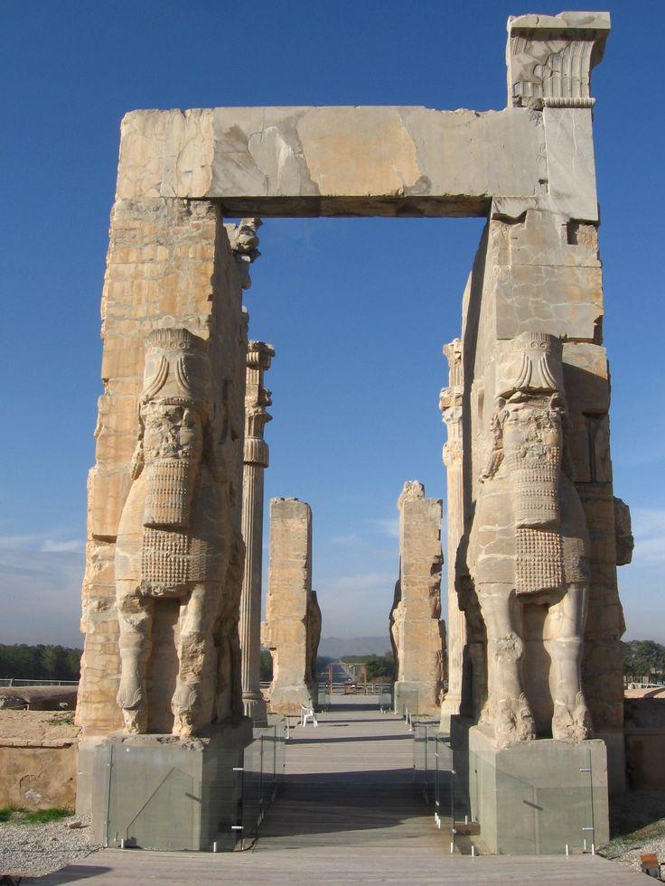 Persian Empire Buildings