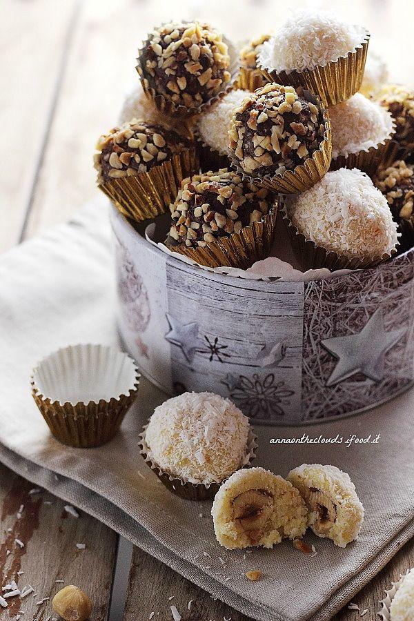 Ferrero+Rocher+e+Raffaello:+ricette+semplici+per+farli+in+casa