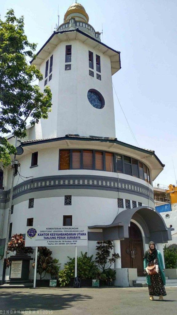 Menengok Pintu Gerbang Kejayaan Surabaya Tua di Muara Sungai Kalimas