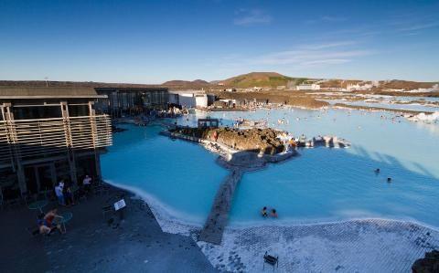 Blue Lagoon Clinic Hotel, Iceland