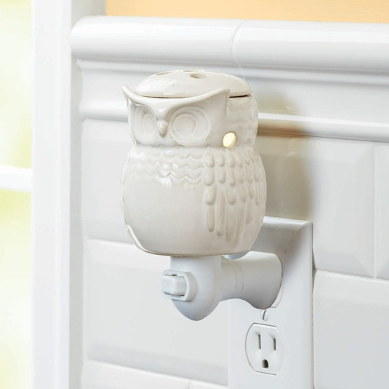 The adorable and affordable BHG Plug-in Wax Warmer is an easy way for mom to add a pleasing scent to any room in the house.