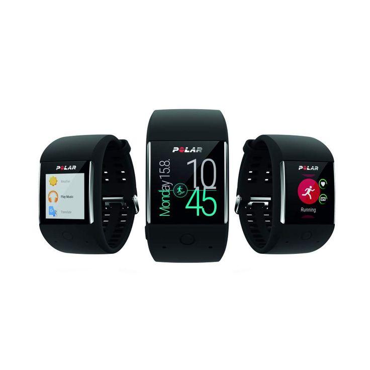 Polar M600, lo smartwatch con l'anima sportiva Polar M600 è uno smartwatch basato su Android Wear ma dotato di tutte quelle funzioni che lo rendono anche un ottimo sport watch.  Un po' smartwatch e un po' fitness tracker. Questa, in sintesi, è la descrizione del nuovo Polar M600 un indossabile basato sulla piattaforma Android Wear ma che si denota soprattutto per le sue funzioni, tipiche di uno sport watch, compresi i vari sensori che tengono monitorata l'attività fisica.