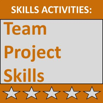 Whether working on work or school projects, it is essential for students to have good teamwork skills. Print-and-go worksheets use realistic situations, examples, and questions to help students develop the skills they need to complete group projects.