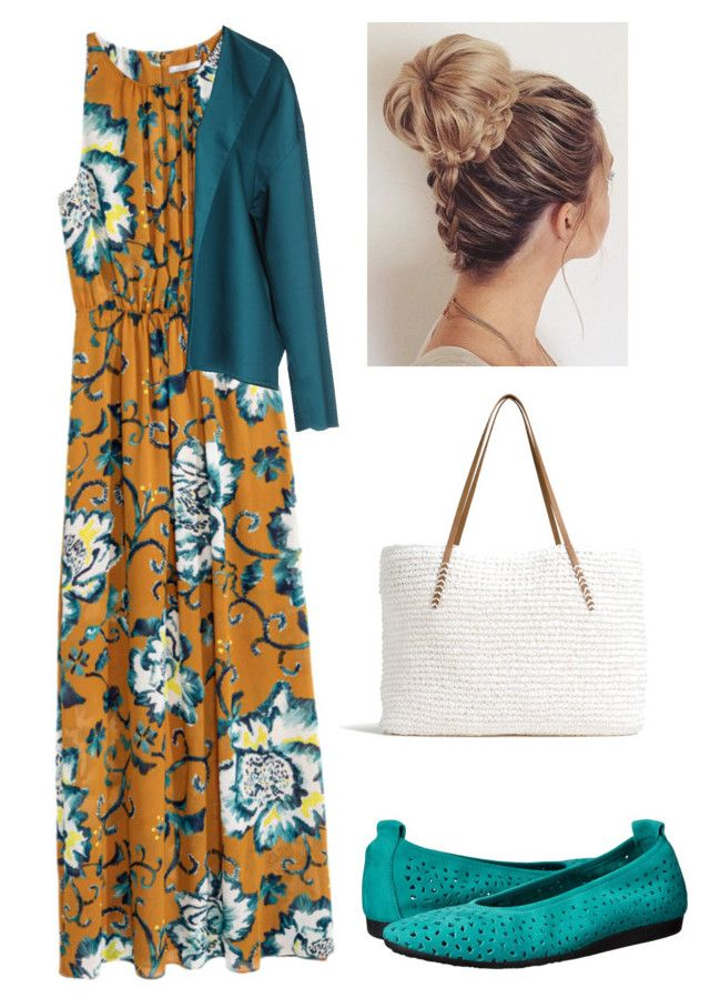 """""""Untitled #73"""" by enaleille on Polyvore featuring H&M, Arche, N_8 and G.H. Bass & Co."""