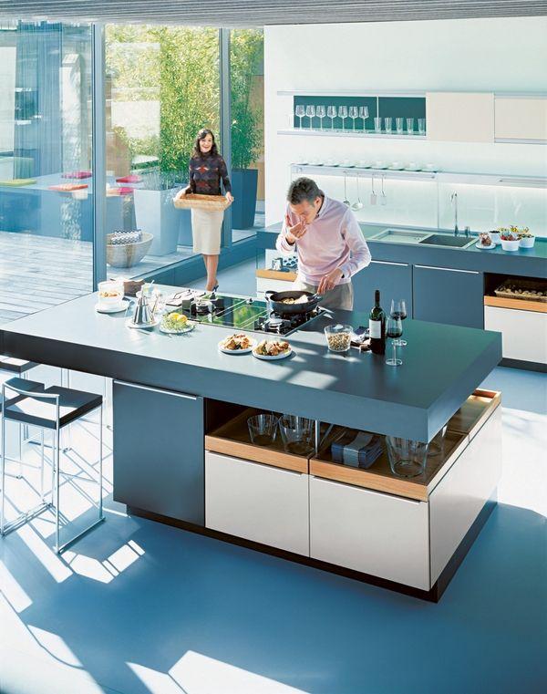 74 besten Küche Bilder auf Pinterest Küchen modern, Moderne - dunstabzugshaube kleine küche