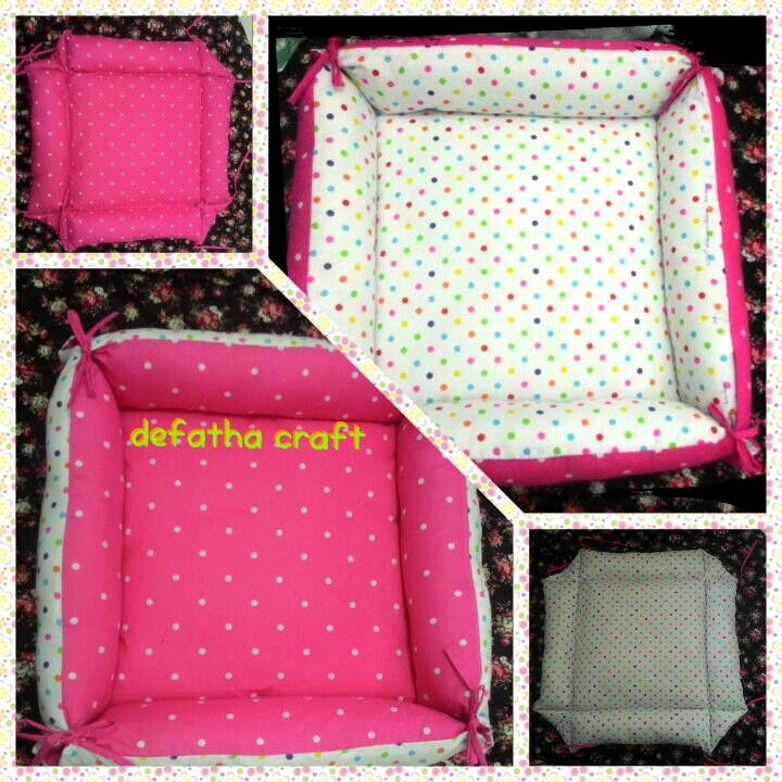 Square babynest... Comfort your baby...  Wanna the tutorial these babynest ? Wait on my blog  Dezufaltha.Blogspot.com