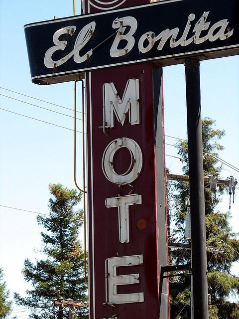 El Bonita Motel, St. Helena, CA: Mi Photo