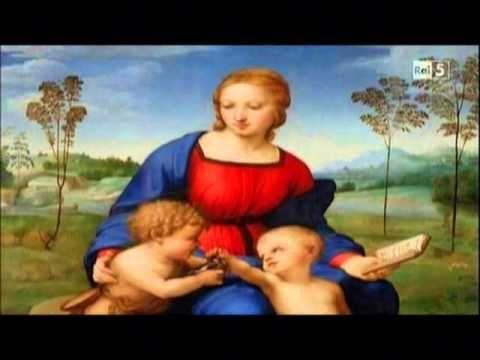 Raffaello - Il prodigio della perfezione - parte 1di3 - YouTube