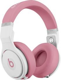 Beats by Dr. Dre - Beats Pro Over-the-Ear Headphones - Nicki Pink - Angle