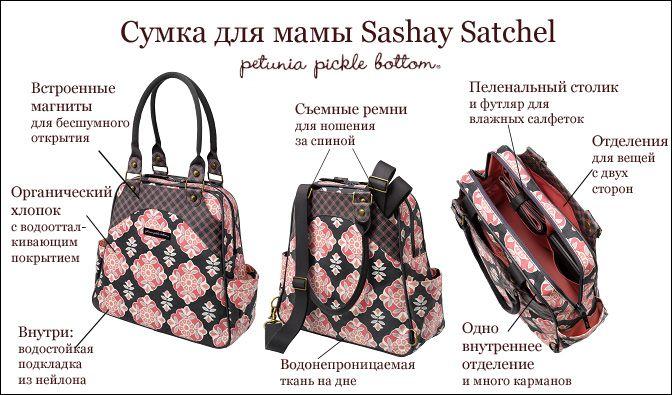 Пользуетесь ли вы сумкой для мамы??? - Выбор товаров - Babyblog.ru