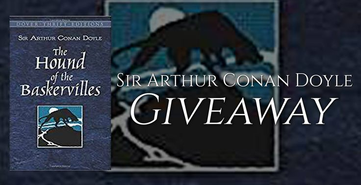 #HistoricalFiction #Giveaway – #Win ANY #SirArthurConanDoyle #Novel #kindle #amreading