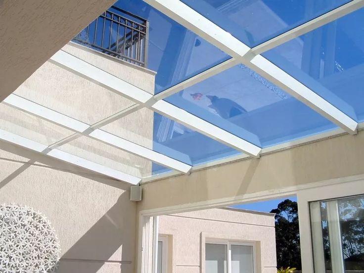 M s de 25 ideas incre bles sobre techo policarbonato en for Techos en madera para patios
